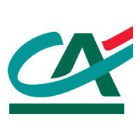 logo crédit agricole - salle de réunion isère