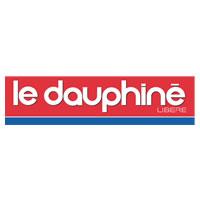 logo entreprise journal dauphiné - salle de réception isère