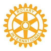 logo jaune rotary - salle de séminaire isère