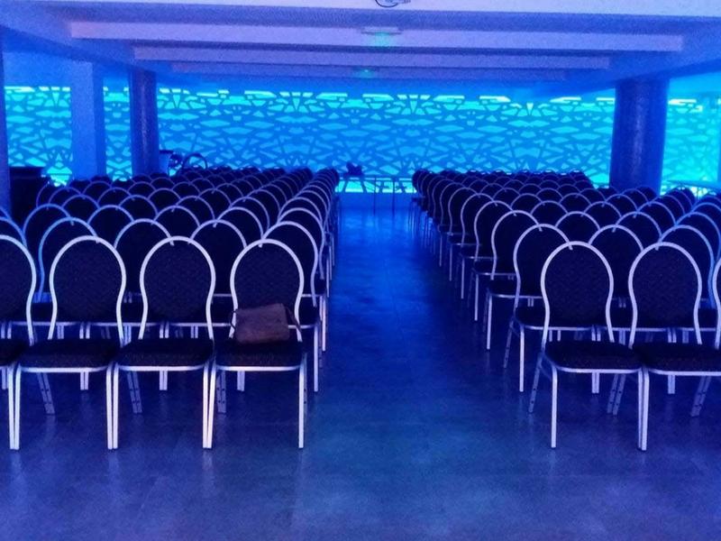 public conférence entreprise - salle de séminaire isère