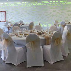 réception naturel diner - location salle de mariage grenoble