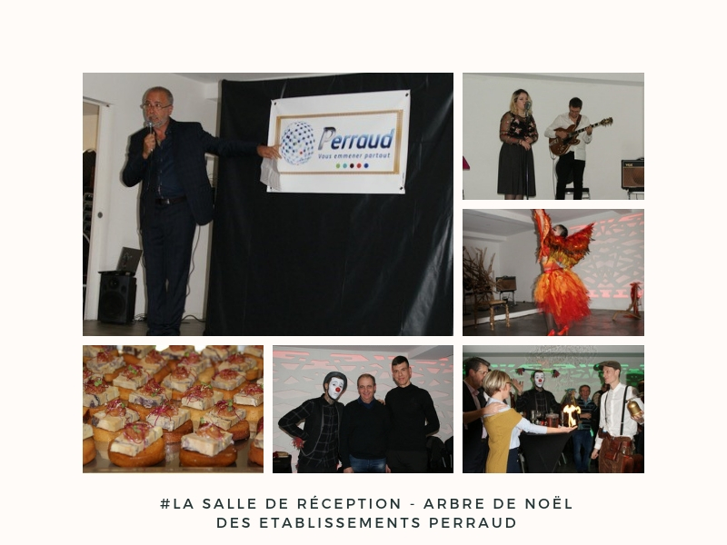 Arbre de Noel Perraud_La Salle de Réception